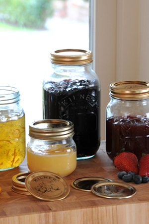 Kilner Preserve Jars - Screw tops